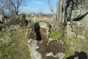tumbas celtas