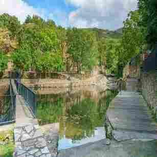 natural swimming pool,Junio ideal para visitar